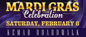 Mardi Gras Celebration - Saturday February 15th