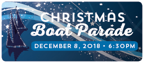 Christmas Boat Parade Promo Graphic