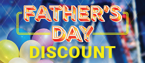 Father's Day, June 16th