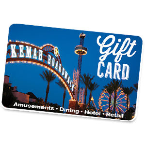 Photo of Kemah Boardwalk Gift Card