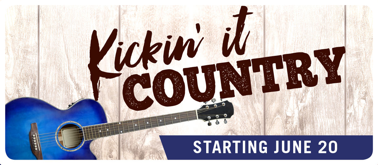 Kickin' it Country