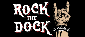 Celebrate Rock The Dock at the Kemah Boardwalk on May 9th - Aug 15th.
