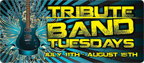 Tribute Band Tuesdays