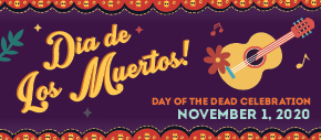 Dia de Los Muertos, Day of the Dead Celebration, October 29, 2017